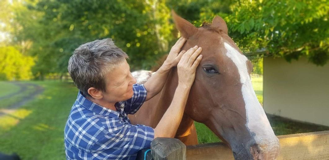 Debs Carling Animal Healer 2
