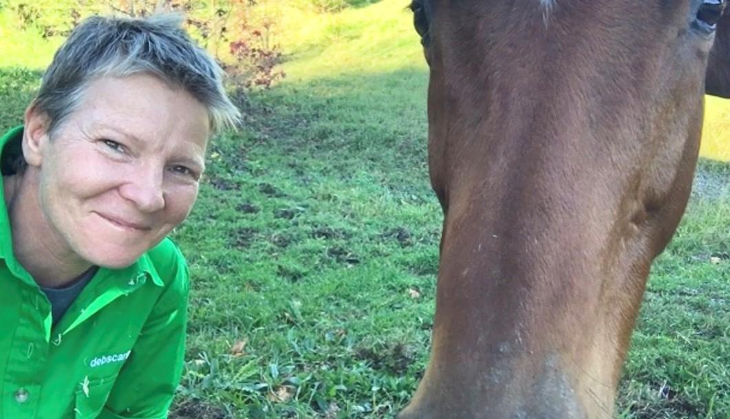Debs Carling Animal Healer